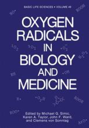 Oxygen Radicals in Biology and Medicine