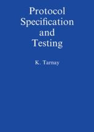 Protocol Specification and Testing