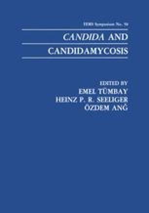 Candida and Candidamycosis