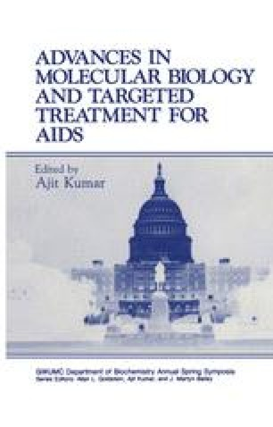 Advances in Molecular Biology and Targeted Treatment for AIDS