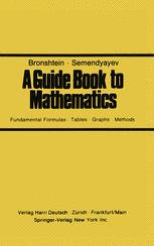 A Guide Book to Mathematics