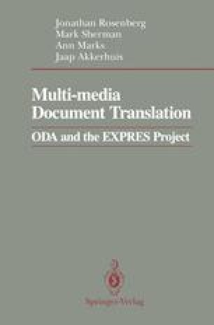 Multi-media Document Translation