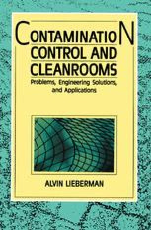 Contamination Control and Cleanrooms