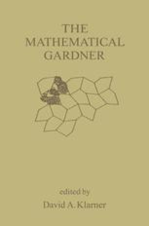 The Mathematical Gardner