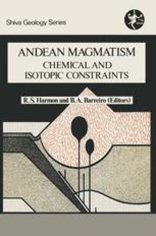 Andean Magmatism