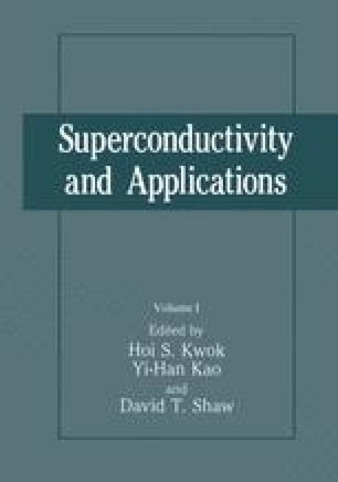 Superconductivity and Applications