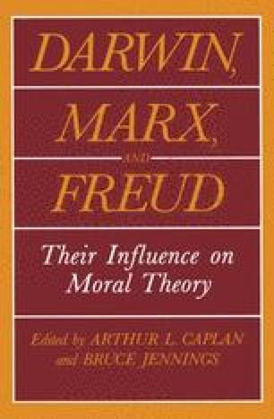 Darwin, Marx and Freud