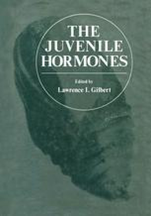 The Juvenile Hormones