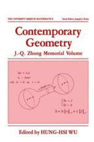 Contemporary Geometry