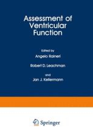 Assessment of Ventricular Function