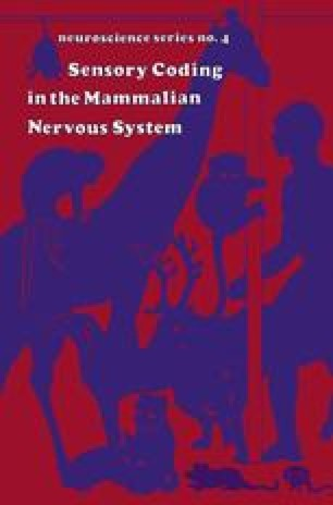 Sensory Coding in the mammalian nervous system
