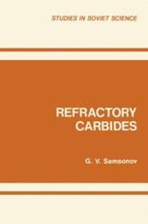 Refractory Carbides