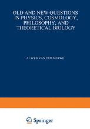 Old and New Questions in Physics, Cosmology, Philosophy, and Theoretical Biology