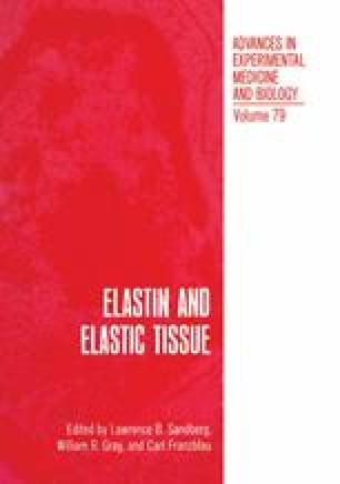 Elastin and Elastic Tissue
