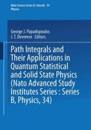 Path Integrals