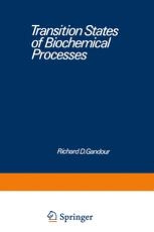 Transition States of Biochemical Processes