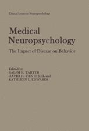 Nutrition and Childhood Neuropsychological Disorders