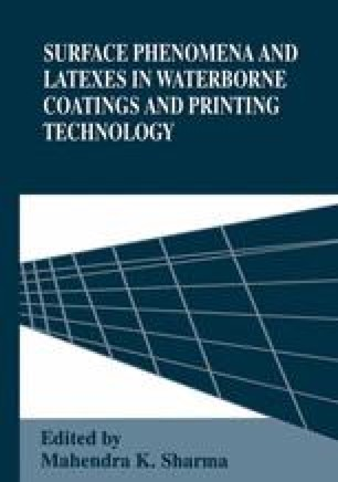 Surfactants in Coatings and Paint Applications | SpringerLink