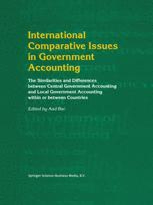International Comparative Issues in Government Accounting