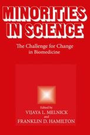 Minorities in Science