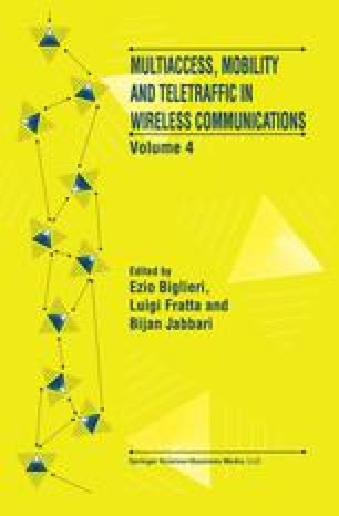 Multiaccess, Mobility and Teletraffic in Wireless Communications: Volume 4