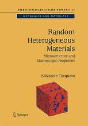 Random Heterogeneous Materials