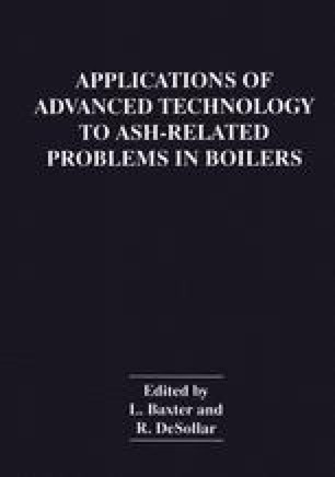 Applications of Advanced Technology to Ash-Related Problems in Boilers