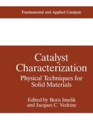 Catalyst Characterization
