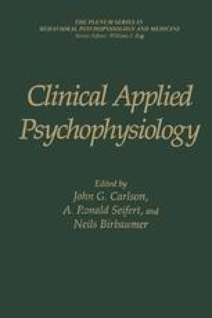 Clinical Applied Psychophysiology