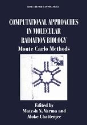 Computational Approaches in Molecular Radiation Biology