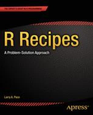 R Recipes