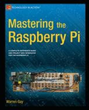 Mastering the Raspberry Pi