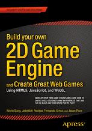 Introducing 2D Game Engine Development with JavaScript