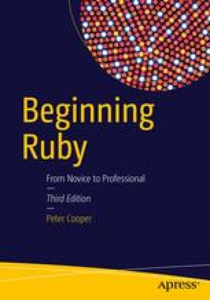 The Ruby Ecosystem | SpringerLink