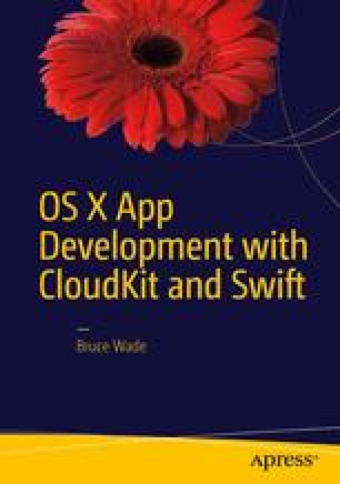 OS X App Development with CloudKit and Swift