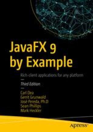 JavaFX on the Web | SpringerLink