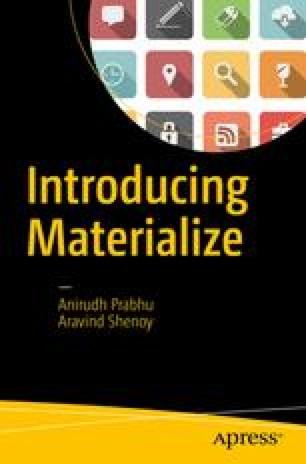 Materialize Components | SpringerLink