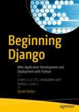 Django Forms | SpringerLink