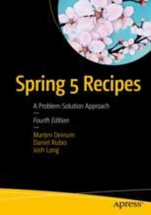 Spring Integration | SpringerLink