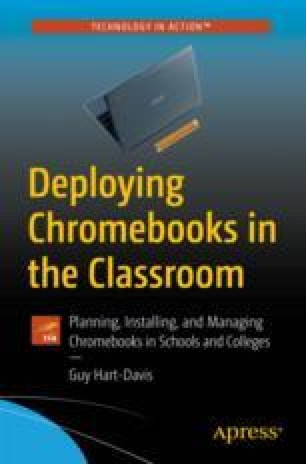 Troubleshooting Chromebooks in the Classroom | SpringerLink