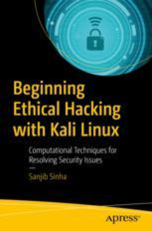 Introducing Metasploit in Kali Linux | SpringerLink
