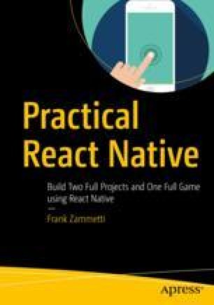 React Native: A Gentle Introduction | SpringerLink