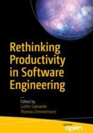 How Do Interruptions Affect Productivity? | SpringerLink