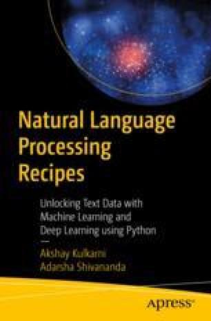 Advanced Natural Language Processing | SpringerLink