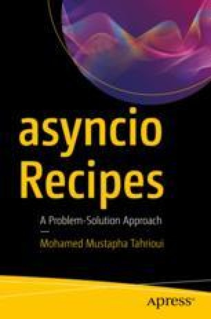 Working with Async Context Manager | SpringerLink