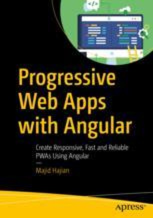Resilient Angular App and Offline Browsing | SpringerLink