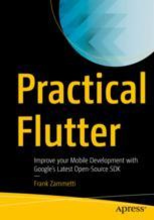 Say Hello to My Little Friend: Flutter, Part I | SpringerLink