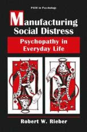 Manufacturing Social Distress