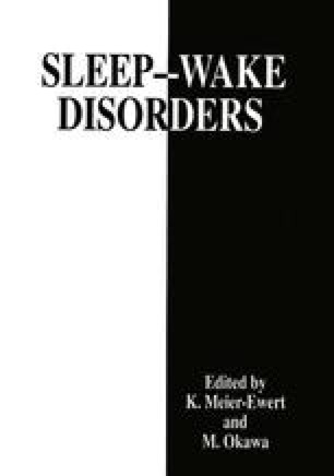 Sleep—Wake Disorders