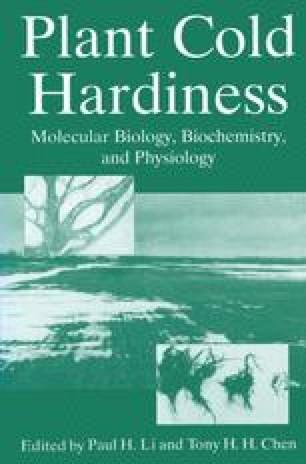 Plant Cold Hardiness